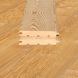 Profilholz glatt/strukturiert sibirische Lärche / Larix sibirica