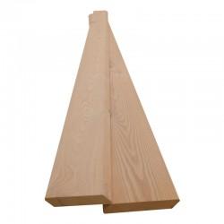 Rhombusleiste 20x90mm Sibirische Lärche