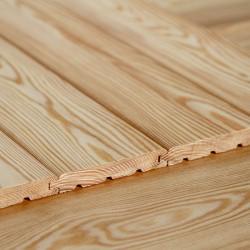 sibirische l rche larix sibirica profilholz. Black Bedroom Furniture Sets. Home Design Ideas