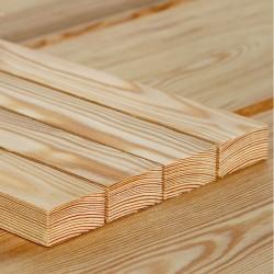 Dachlatte Holzleiste Kantholz 20x40 mm Sibirische Lärche
