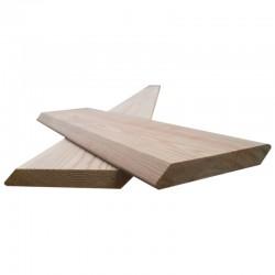 Rhombusleiste 20x120mm Sibirische Lärche