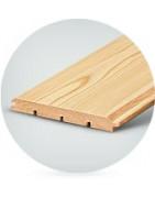 Profilholz Lärche Wand & Deckenverkleidung