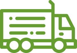 Lieferung direkt: Lastkilometer abhängig.