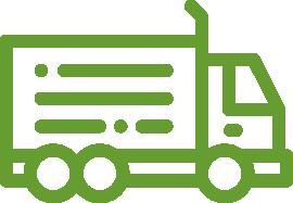 Lieferung Lastkilometerabhängig